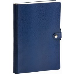 Agenda Corsina cu coperta albastra