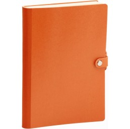 Agenda Corsina cu coperta oranj