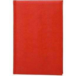 Agenda Ideal Ivoire cu coperta rosie