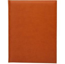agenda lux cu coperta portocalie