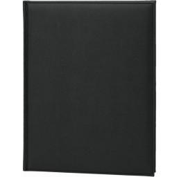 agenda lux cu coperta neagra