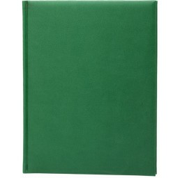 agenda lux cu coperta verde