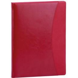 Agenda Prestige cu coperta rosie