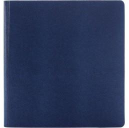 Agenda Quatro Flex cu coperta albastra