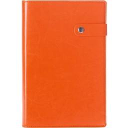Agenda Toscana cu coperta portocalie