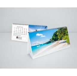 mock up calendar de birou