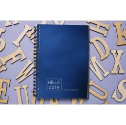 Agenda personalizata Hello