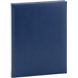 Agenda Activ model coperta albastru