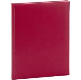 Agenda Activ cu coperta rosie